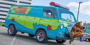 Marc Silk - Scooby Doo - Jonny Bravo - Go Jetters